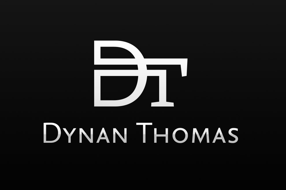Dynan Thomas Logo Design