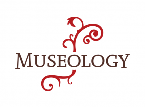 Museology Exhibits & Programs Logo