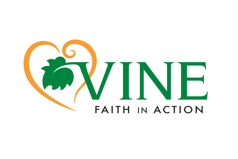 Vine Faith in Action Logo