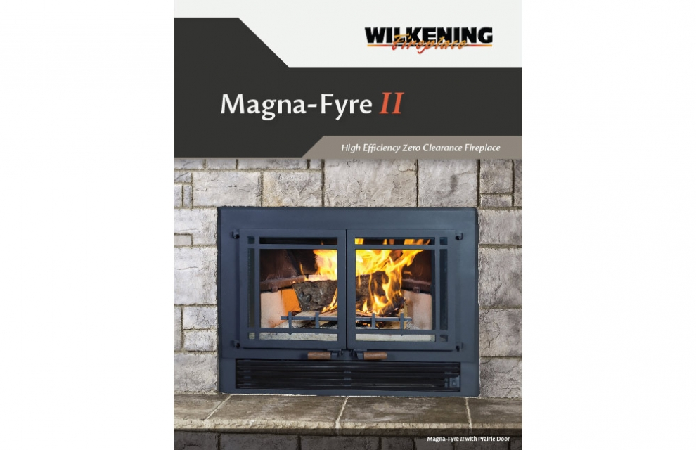 Magna II Brochure - Front Cover